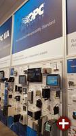 OPC-fähige Geräte werden auf der Hannover-Messe präsentiert