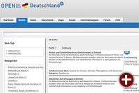 Open-Data-Portal des Bundes