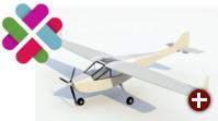 Open-Source-Flieger: Makerplane