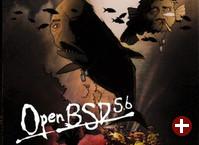Poster von OpenBSD 5.6