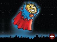 OpenBSD Maskottchen »Puffy«