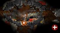OpenClonk 6.0: Das neue Szenario »Dark Mine«