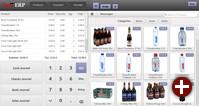 OpenERP 6.1 unterstützt Touchscreens für Registrierkassen