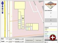 OpenStreetMap für Innenräume