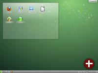 OpenSUSE 12.2 m2 mit KDE