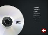 OpenSuse 12.3: Bootbildschirm der neuen Version