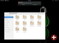 Der Gnome-Desktop