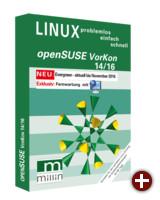 openSUSE VorKon 14/16