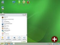 KDE unter openSuse 10.3