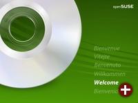 Ganz in grün - Der neue Startbildschirm
