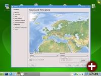 Installation von OpenSuse 11.0 Beta3 direkt aus einem Live-System mit KDE4
