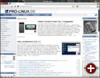Opera 10.60 unter Linux