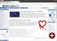 Opera Developer 24 für Linux
