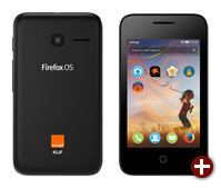 Orange Klif mit Firefox OS