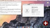 OS X 10.10 »Yosemite« im Test