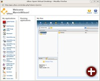 Der neue Webportal-Modus