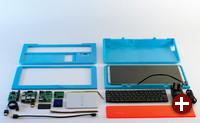 Pi-Top: Selbstbau-Laptop auf Basis des RPi+