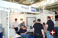 PingOS - Linux-User helfen Schulen - ist ein sehr erfolgreiches Projekt