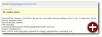 PinsLog-Datei von ScribTeX