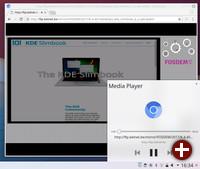 Plasma 5.13 - Integration von Browsern