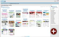 Webseite von Pleio