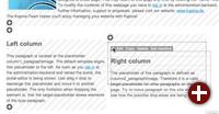 Portal-Editor in Kajona 4.3