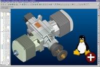 Pro/ENGINEER, das CAD-Programm