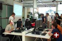 Programmier-Wettbewerb: Einen Tuxracer-Kurs entwerfen!