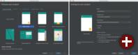 Projekt-Wizard in Android Studio 3.3