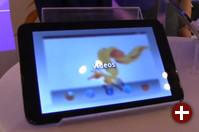 Prototyp eines Tablets mit Firefox OS