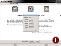 Proxmox VE ISO-Installer mit ZFS