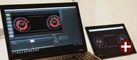 Qt 3D Studio mit Editor, Viewer und Remote-Verbindung