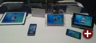 Qt 5.1 auf iPad, BlackBerry Z10, Freescale i.MX6 mit QNX, Samsung Galaxy S2 und Google Nexus 7