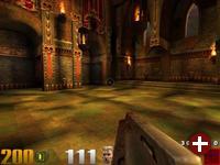 Quake 3 im Einsatz