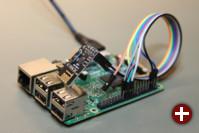 Raspberry Pi 3 als Gateway für ein MySensors-Netzwerk
