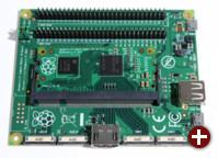 Raspberry Pi Compute Module und IO Board