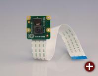 Raspberry Pi: Kamera-Modul V2