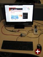 Raspberry Pi mit Ubuntu im Einsatz