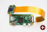 Raspberry Pi Zero mit Kamera