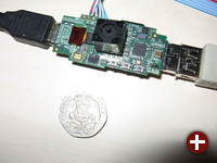 Raspberry Pi mit 12 MP-Kamera