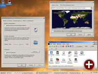 Control-Panel in ReactOS 0.3.3
