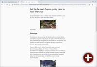 Reader-Modus in Google Chrome 75