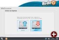 Redo Backup: Das Klon-System ist die kleine hübschere Schwester von Clonezilla. Es verzichtet auf Profi-Funktionen und richtet sich mit grafischer Oberfläche an normale Anwender