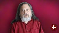 Richard Stallman, Gründer und Präsident von GNU und FSF