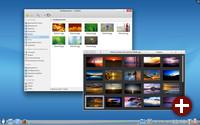 ROSA Desktop Fresh R9 mit KDE 4