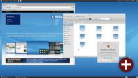 ROSA Marathon 2012 mit GNOME 2-Desktop