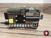 RPi-Kamera mit ProtoCam-Board