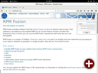 RPM Fusion in Firefox