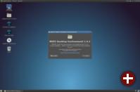 Sabayon 10 mit MATE-Desktop