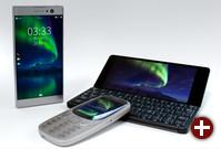 Sailfish OS 3 auf Smartphone, Handy und PDA